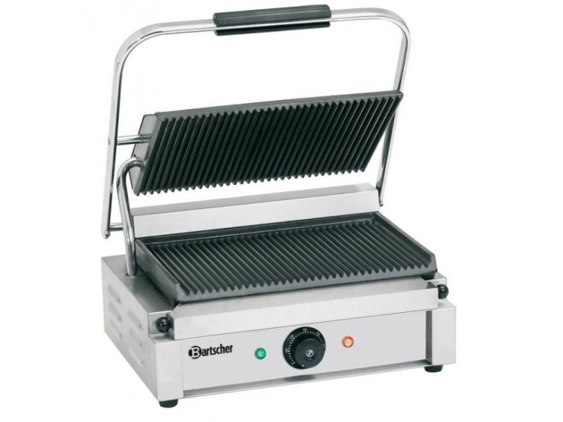 achat grill professionnel panini et toaster panini plaques rainur es. Black Bedroom Furniture Sets. Home Design Ideas
