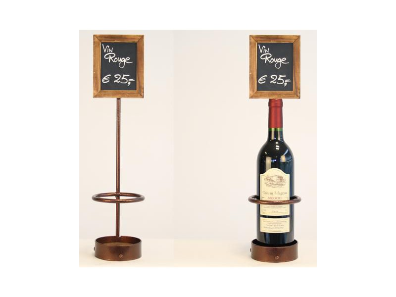 achat pr sentoir bouteille de vin et pr sentoir vin 1 bouteille. Black Bedroom Furniture Sets. Home Design Ideas