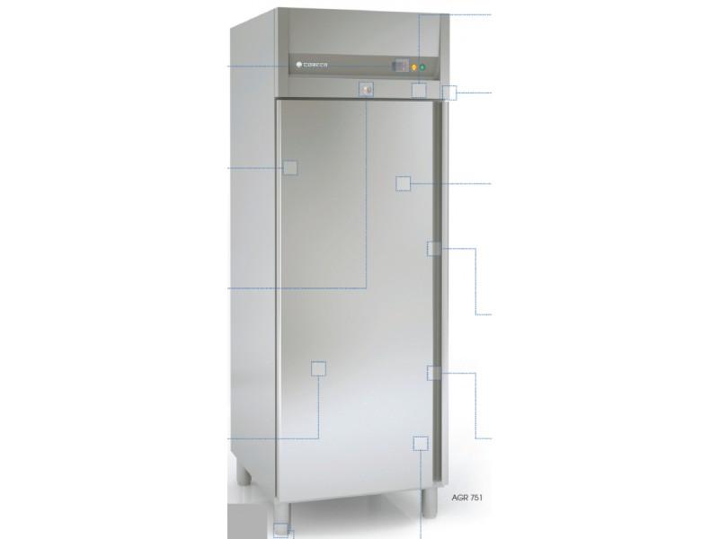 vente armoire froid positif de 610 l et armoire r frig r e. Black Bedroom Furniture Sets. Home Design Ideas
