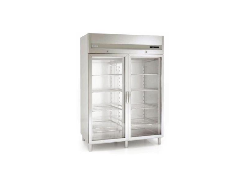 Achat armoire r frig r e positive froid positif grande - Congelateur armoire froid ventile grande capacite ...