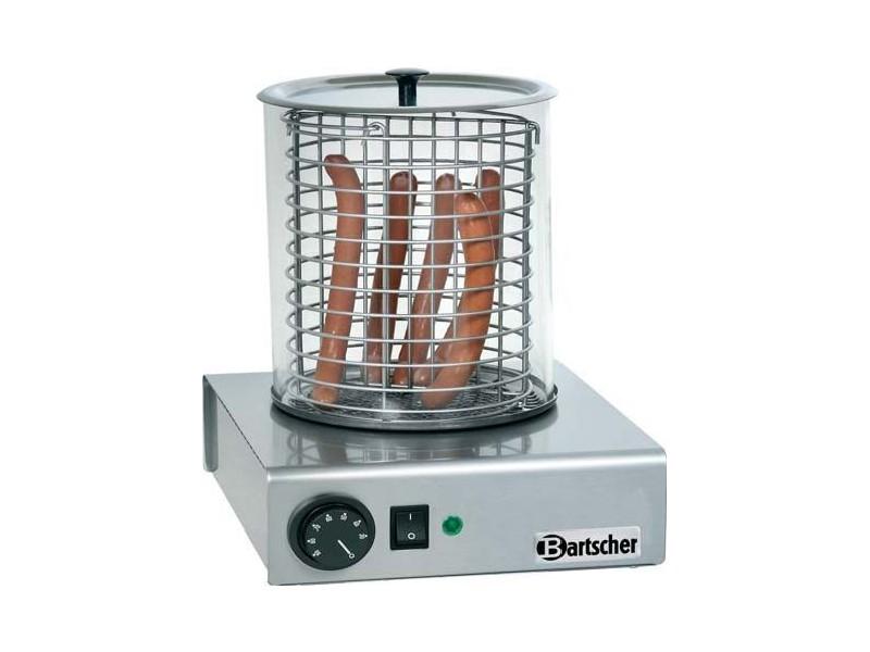 machine hot dog professionnelle de la marque bartscher. Black Bedroom Furniture Sets. Home Design Ideas