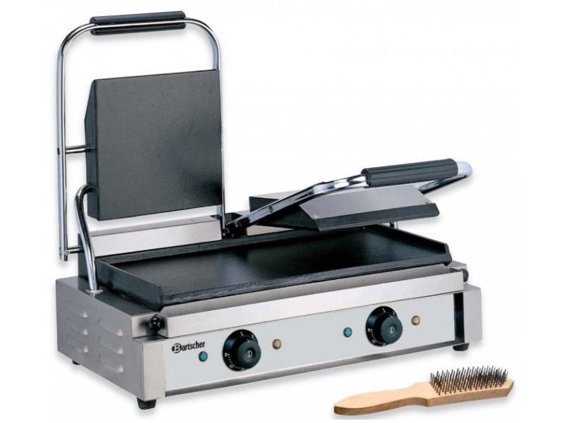 grill panini professionnel double bartscher. Black Bedroom Furniture Sets. Home Design Ideas