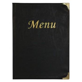 Protège menu A4 PVC