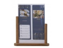 Chevalet de table - Format A4 ou A5