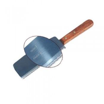 Couteau à raclette traditionnelle