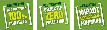 Impact environnement Krampouz