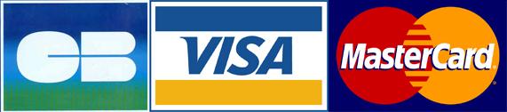 Logo de cartes bancaires