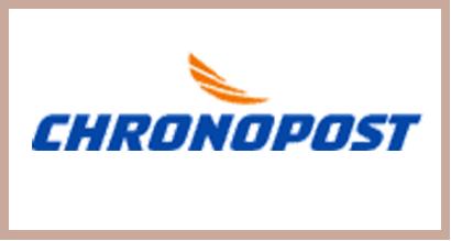 Logo livreur Chronopost